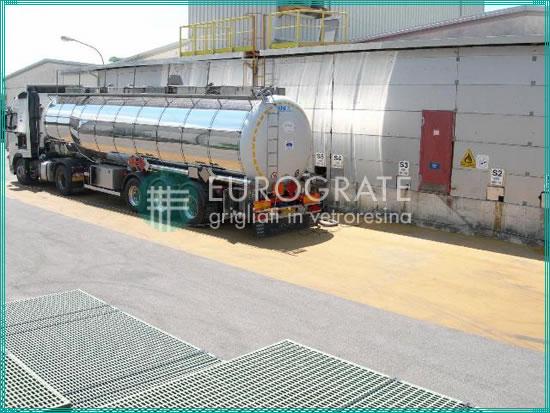 fabrikant van GVK roosters met een continue geautomatiseerde productiecyclus