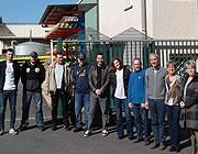 Eurograte roosters, profielen en omheiningen, kantoor in Frankrijk