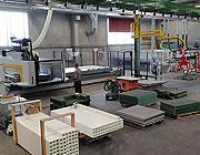 5 assige CNC machine voor de productie van roosters